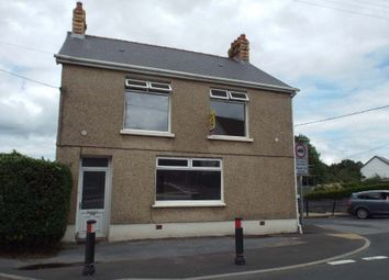 Thumbnail 3 bed detached house for sale in Carmarthen Road, Crosshands, Cross Hands, Llanelli