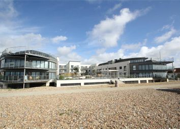 Thumbnail 2 bed flat for sale in The Waterfront, Goring By Sea, West Sussex