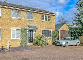 Thumbnail 4 bed end terrace house for sale in The Lynch, Hoddesdon