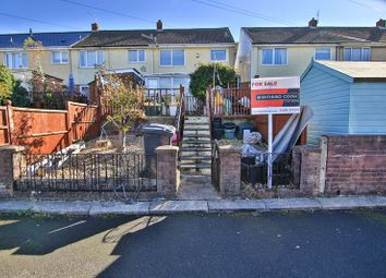 3 bed semi-detached house for sale in East Pentwyn, Blaina, Abertillery NP13