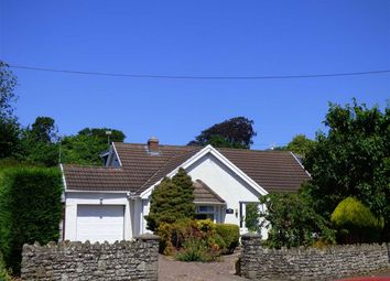 Thumbnail 3 bed detached bungalow for sale in Manor Way, Portskewett, Caldicot