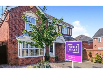 4 bed detached house for sale in Haskell Close, Thorpe Astley LE3