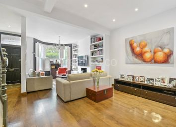 Thumbnail 4 bed terraced house to rent in Burrows Road, Kensal Rise, London