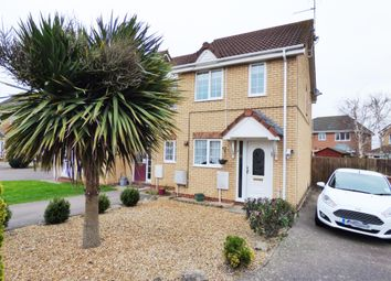 Thumbnail 2 bedroom end terrace house for sale in Wigmore Drive, Park Farm