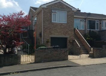 Thumbnail 3 bed semi-detached house for sale in Mill Farm Drive, Stroud