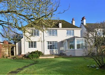 Thumbnail 4 bed detached house for sale in Post Hill, Tiverton