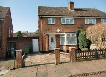 Thumbnail 3 bed semi-detached house for sale in Hope Green, Watford, Herts