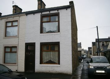 Thumbnail 2 bed end terrace house for sale in Eagle Street, Nelson, Lancashire