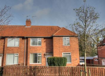 Thumbnail 2 bed semi-detached house for sale in Woodside Avenue, Throckley, Newcastle Upon Tyne