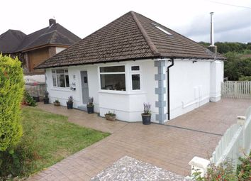 Thumbnail 3 bed detached bungalow for sale in Gilfach Road, Bryncoch, Neath