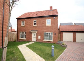 Thumbnail 3 bed detached house for sale in Lambeth Close, Mackworth, Derby