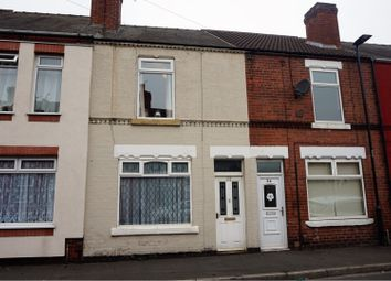 Thumbnail 2 bed terraced house for sale in New Street, Doncaster