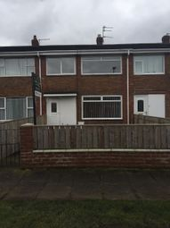Thumbnail 3 bed terraced house for sale in Ridsdale Close, Seaton Delaval