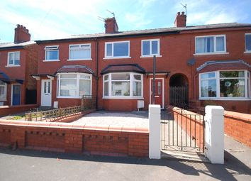 Thumbnail 3 bed terraced house for sale in Sherwood Avenue, Blackpool, Lancashire