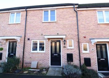 Thumbnail 2 bed terraced house to rent in Alnwick Close, Rushden