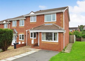 Thumbnail 3 bedroom end terrace house for sale in Barleyfields, Audley, Stoke-On-Trent