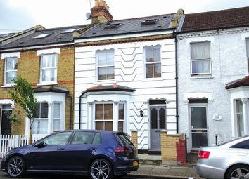 Thumbnail 5 bed terraced house for sale in Graveney Road, London