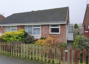 Thumbnail 2 bed semi-detached bungalow for sale in Beeson Close, Little Paxton, St. Neots