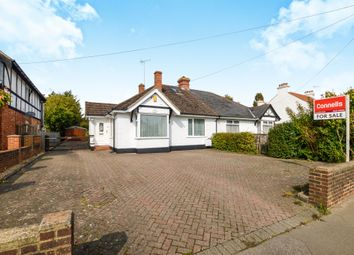 Thumbnail 2 bed semi-detached bungalow for sale in Canterbury Road, Kennington, Ashford