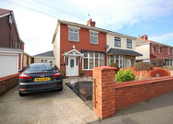 Thumbnail 4 bed semi-detached house for sale in Westgate Road, Lytham St Annes, Lancashire