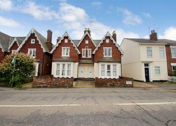 Thumbnail 1 bed flat for sale in Military Road, Colchester