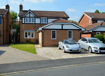 Thumbnail 4 bed detached house to rent in Linnet Grove, Macclesfield, Cheshire