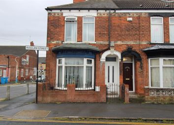 Thumbnail 3 bed end terrace house to rent in Raglan Avenue, Raglan Street, Hull