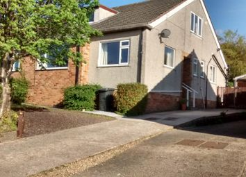 Thumbnail 3 bed semi-detached bungalow for sale in Cambrian Drive, Rhos On Sea, Colwyn Bay