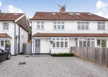 4 bed semi-detached house for sale in Downsview Close, Downside, Cobham KT11