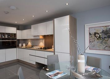 "Thumbnail 3 bed detached house for sale in ""The Newton"" at Lochview Terrace, Gartcosh, Glasgow"