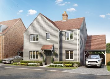 "5 bed detached house for sale in ""The Corfe"" at Leiston IP16"