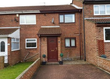 Thumbnail 2 bedroom terraced house for sale in Hamilton Court, Shotton Colliery, Durham