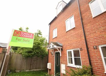 Thumbnail 3 bed end terrace house to rent in Swan Lane, Oswestry