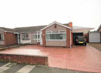 Thumbnail 2 bed semi-detached bungalow for sale in Grange Road, Morpeth