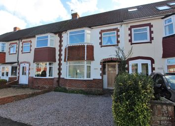 Thumbnail 3 bed terraced house for sale in Sunningdale Road, Portchester, Fareham