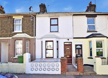 Thumbnail 3 bed terraced house for sale in Gordon Avenue, Queenborough, Sheerness, Kent
