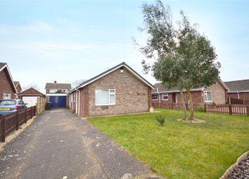 Thumbnail 2 bed bungalow for sale in Alvis Close, Bracebridge Heath, Lincoln, Lincolnshire