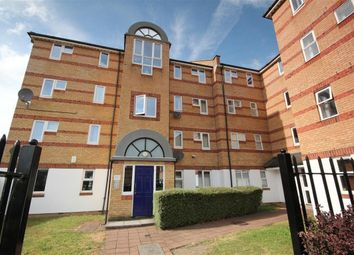 Thumbnail 2 bed flat to rent in Transom Close, London