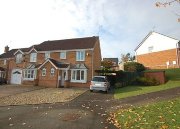 Thumbnail 3 bed property to rent in Franklin Close, Stapenhill, Burton Upon Trent, Staffordshire