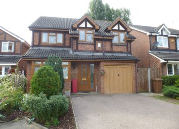 Thumbnail 5 bedroom detached house for sale in Robin Close, Stanstead Abbotts, Ware