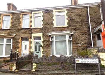 Thumbnail 3 bed terraced house for sale in Ty R Owen Terrace, Cwmavon, Port Talbot, Neath Port Talbot.