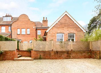 Thumbnail 3 bedroom semi-detached house for sale in Knoll Road, Fleet, Hampshire