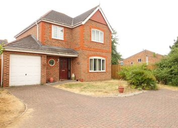 Thumbnail 4 bedroom detached house to rent in Wiltshire Way, Bletchley, Milton Keynes