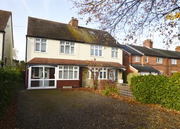 Thumbnail 3 bed semi-detached house for sale in Steventon Road, Drayton, Abingdon, Oxfordshire