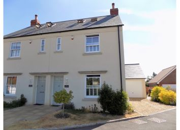 Thumbnail 3 bed semi-detached house for sale in Holly Tree Grove, Arundel