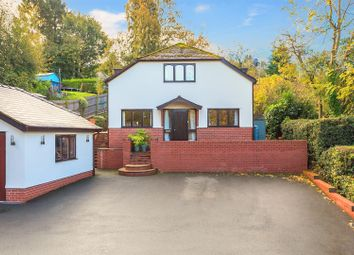 Thumbnail 5 bed detached house for sale in Sandford Avenue, Church Stretton