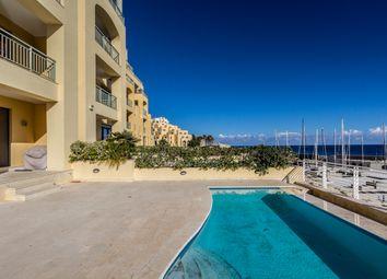 Thumbnail 5 bed apartment for sale in Portomaso, Malta
