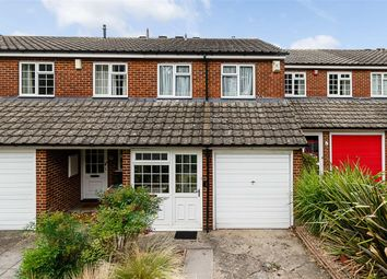 Thumbnail 3 bed terraced house for sale in Roberts Close, Cheam, Surrey