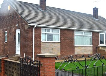 Thumbnail 3 bed bungalow for sale in Pendennis Avenue, South Elmsall, Pontefract