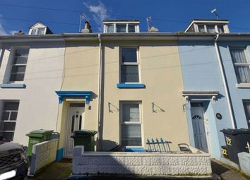 3 bed terraced house for sale in Mount Pleasant Road, Central Area, Brixham TQ5